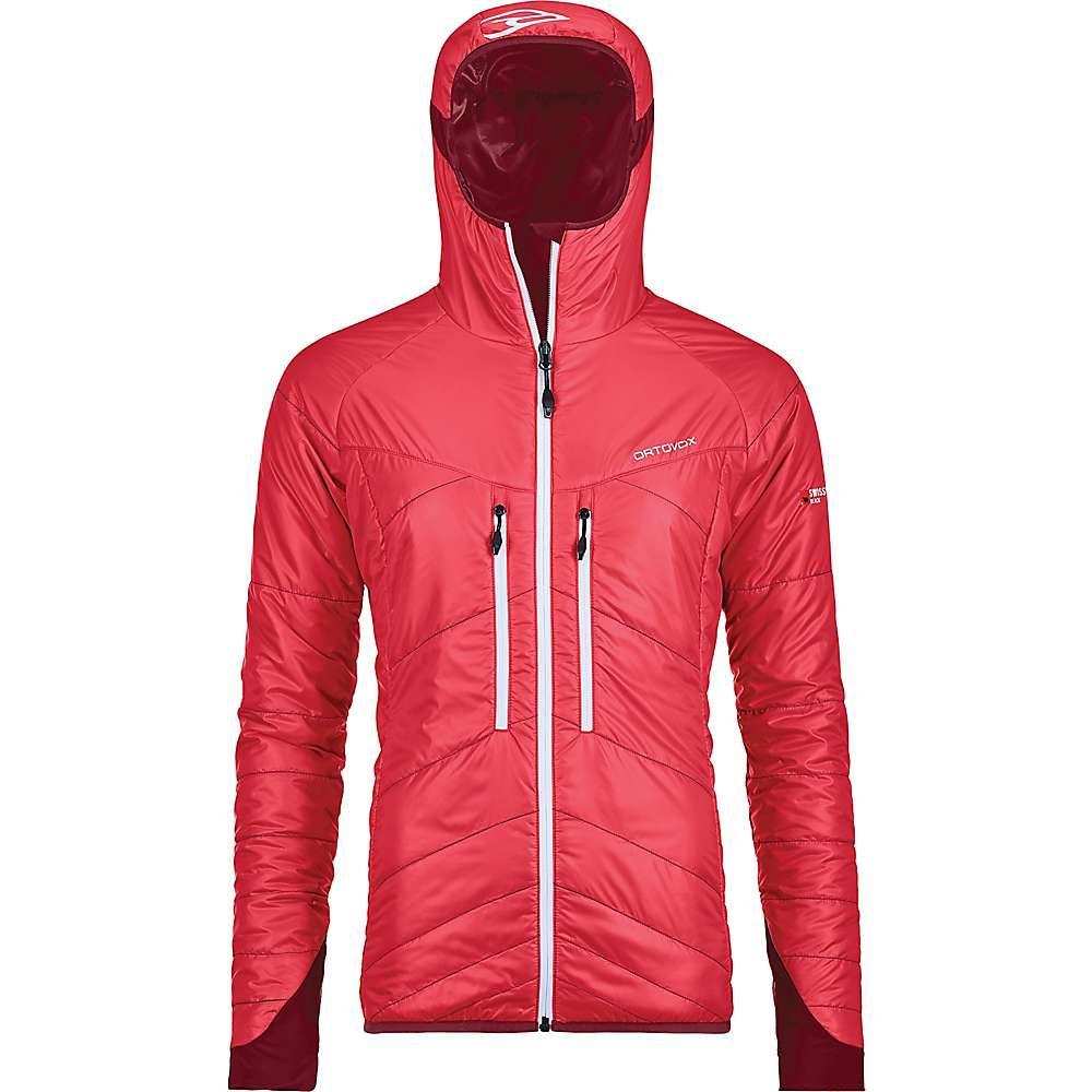 オルトボックス Ortovox レディース スキー・スノーボード ジャケット アウター【Lavarella Jacket】Hot Coral