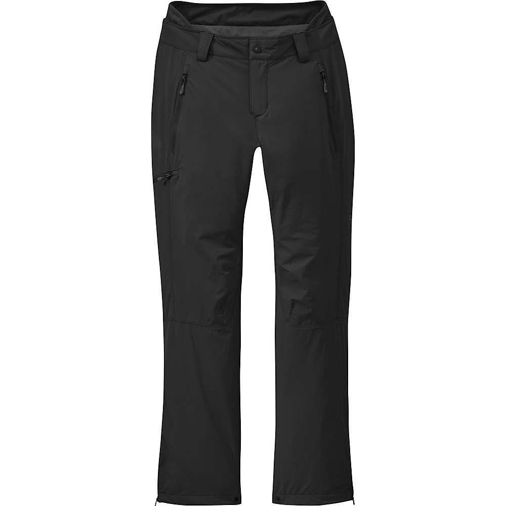 アウトドアリサーチ Outdoor Research レディース ハイキング・登山 ボトムス・パンツ【Hyak Pant】Black