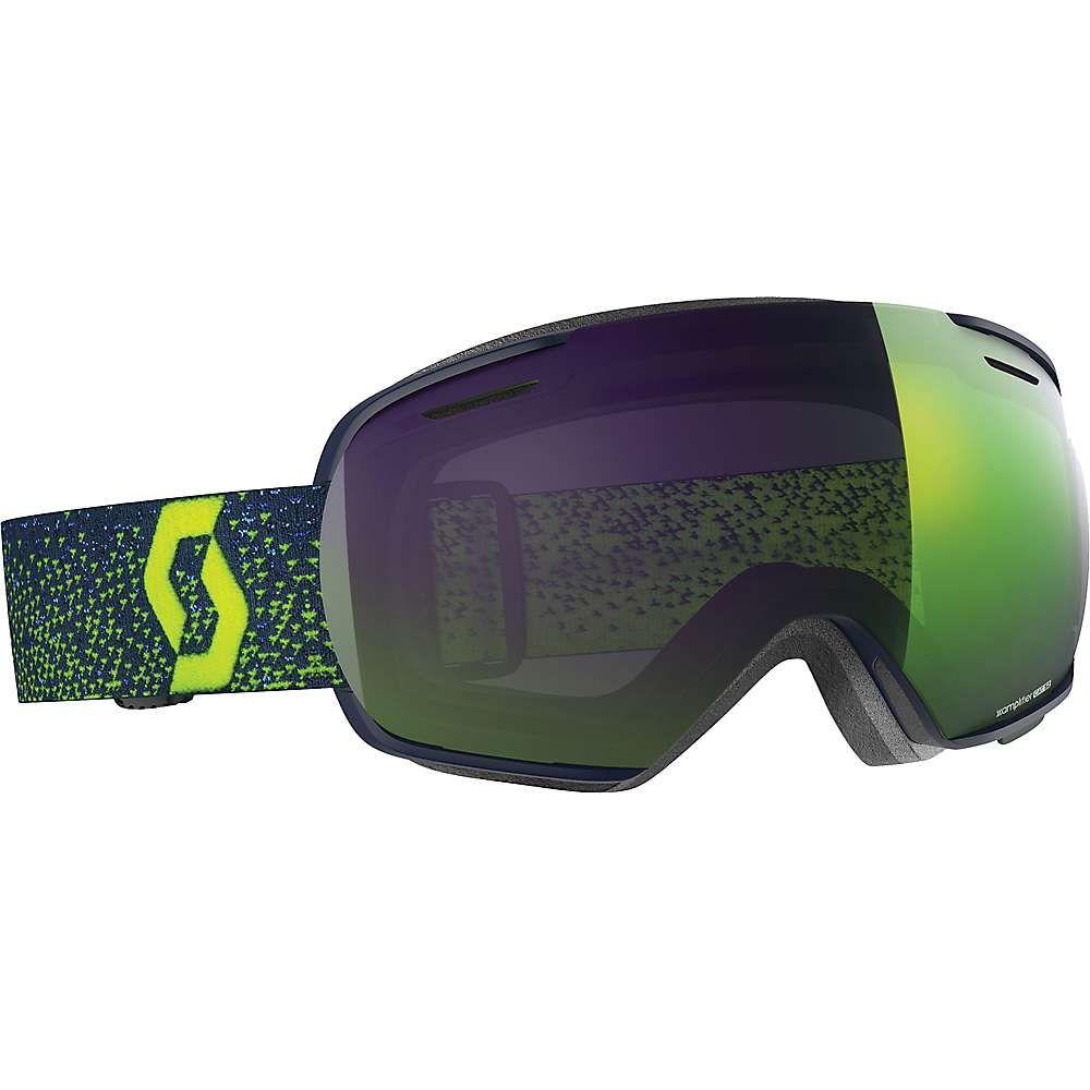 スコット Scott USA ユニセックス スキー・スノーボード ゴーグル【Linx Goggle】Blue/Yellow