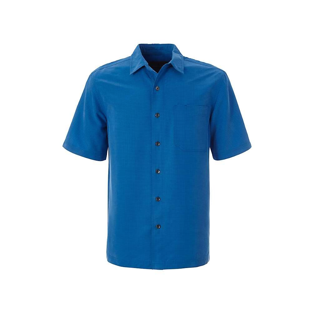 ロイヤルロビンズ Royal Robbins メンズ ハイキング・登山 半袖シャツ トップス【Desert Pucker Dry SS Shirt】Oceania