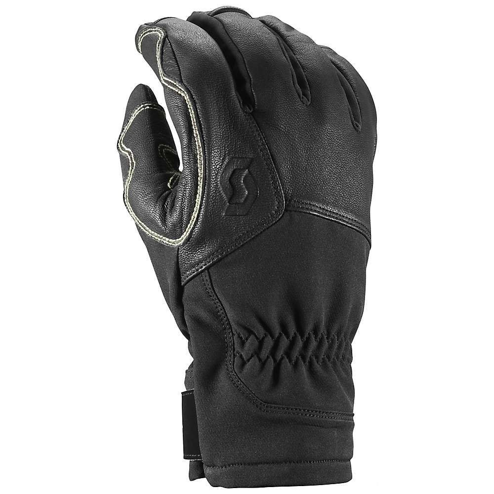 スコット Scott USA ユニセックス スキー・スノーボード グローブ【Explorair Tech Glove】Black