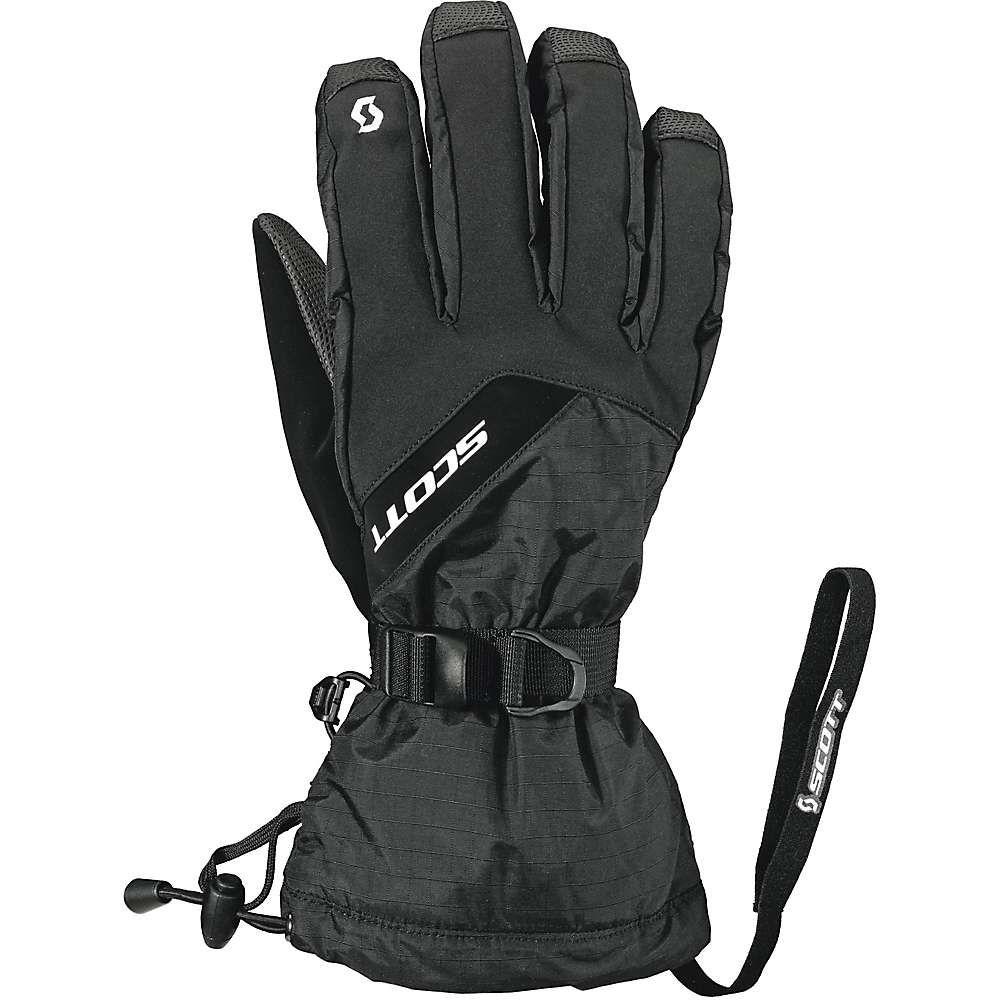 スコット Scott USA ユニセックス スキー・スノーボード グローブ【Ultimate Hybrid Glove】Black
