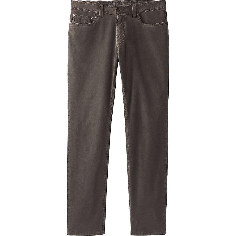プラーナ Prana メンズ ハイキング・登山 ボトムス・パンツ【Sustainer Cord Pant】Scorched Brown
