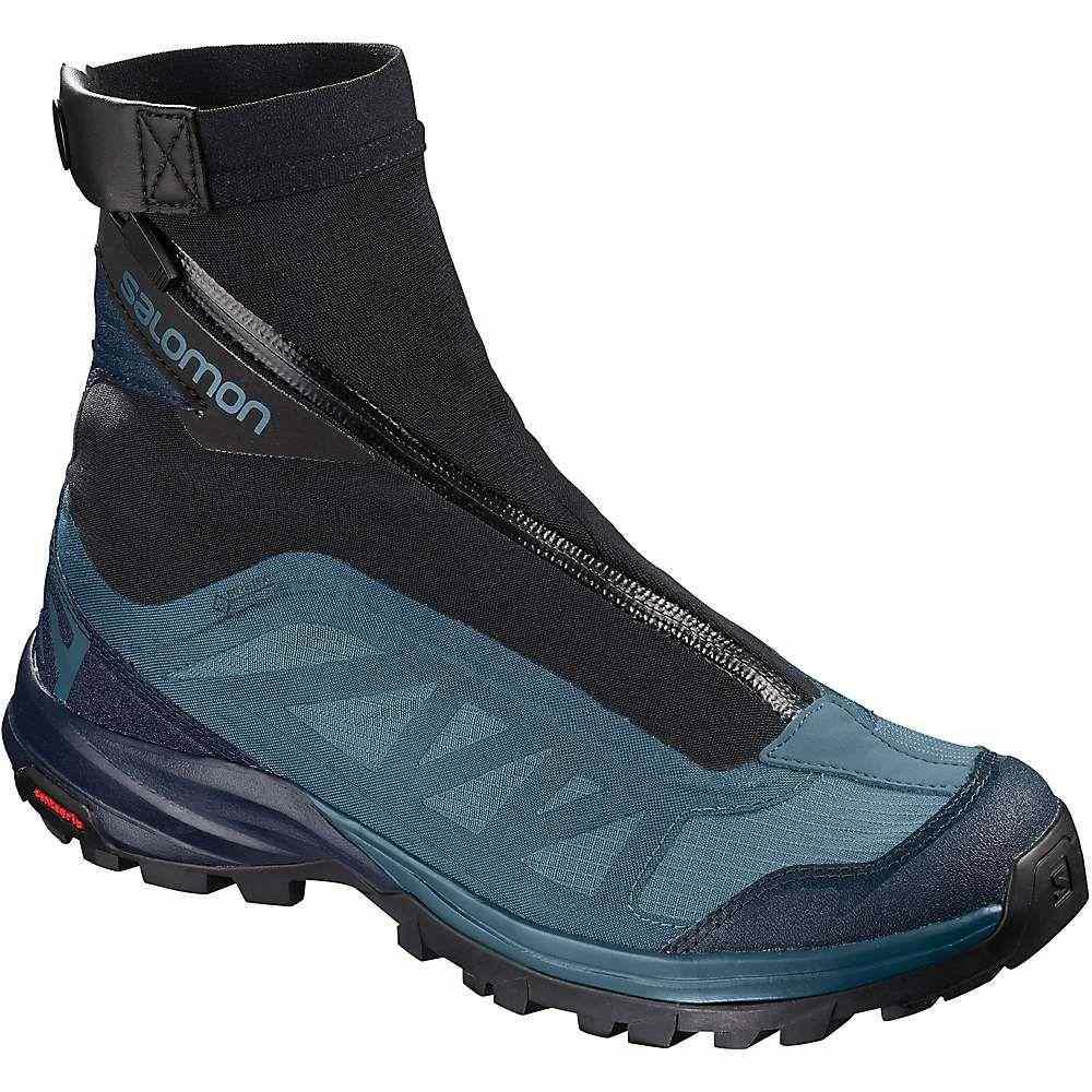 サロモン Salomon レディース ハイキング・登山 シューズ・靴【Outpath Pro GTX Shoe】Mallard Blue/Navy Blazer/Black