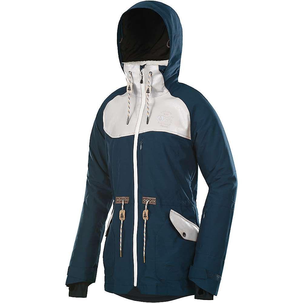 ピクチャー Picture レディース スキー・スノーボード ジャケット アウター【Apply Jacket】Dark Blue