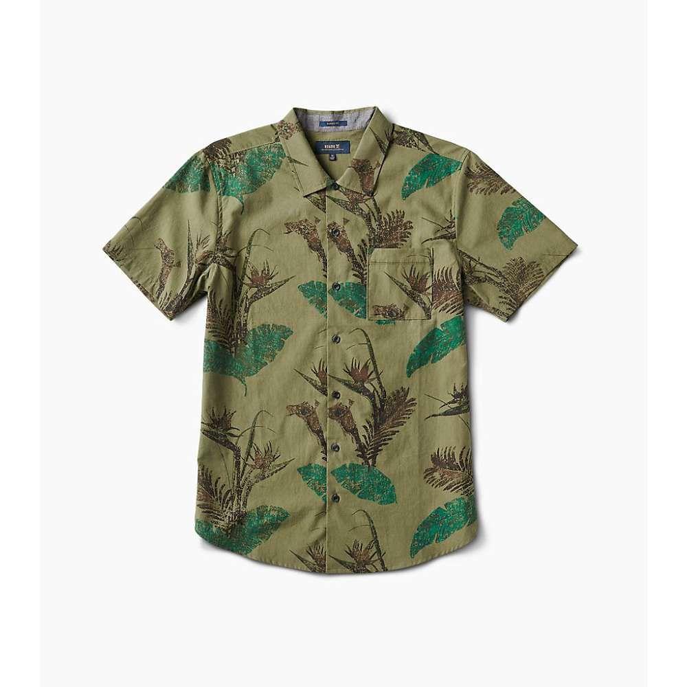 ローアク Roark メンズ ハイキング・登山 トップス【Well Worn Woven Shirt】Camo
