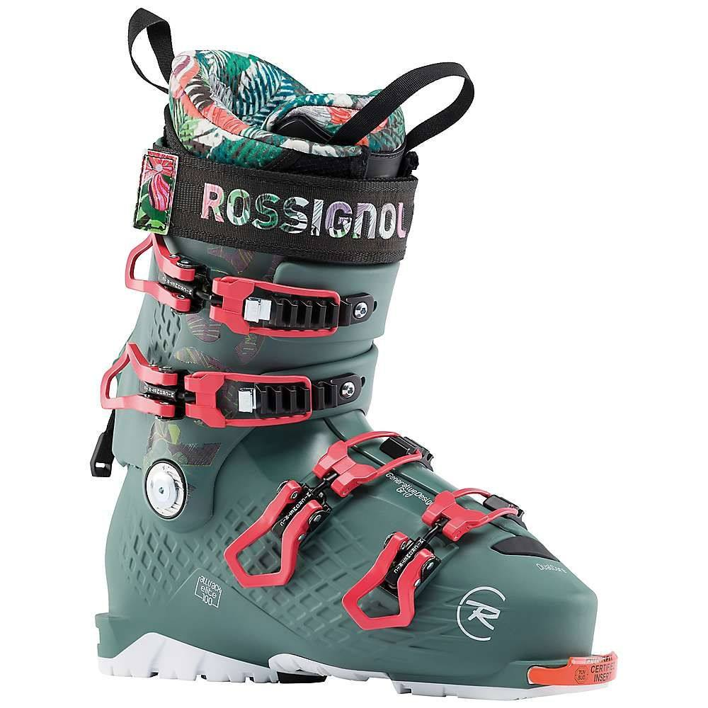 ロシニョール Rossignol レディース スキー・スノーボード ブーツ シューズ・靴【AllTrack Elite 100 LT Ski Boot】Khaki