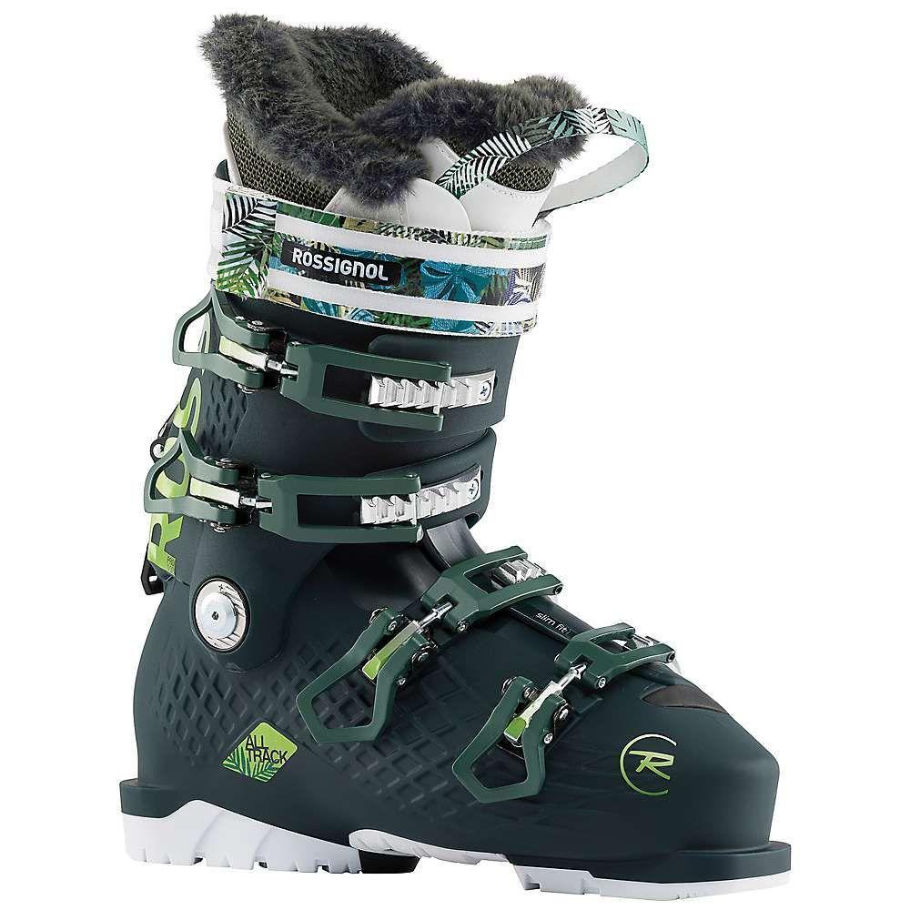 ロシニョール Rossignol レディース スキー・スノーボード ブーツ シューズ・靴【AllTrack Pro 100 Ski Boot】Dark Green