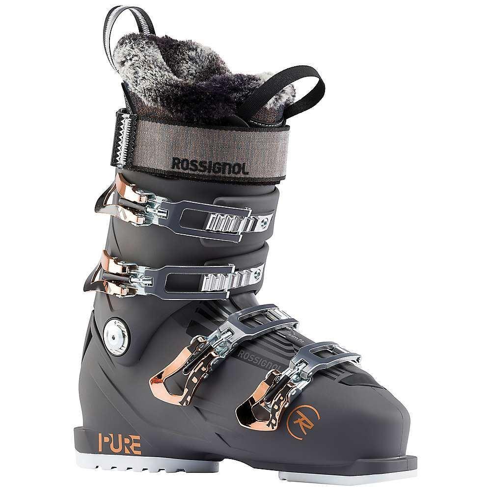 ロシニョール Rossignol レディース スキー・スノーボード ブーツ シューズ・靴【Pure Pro 100 Ski Boot】Graphite