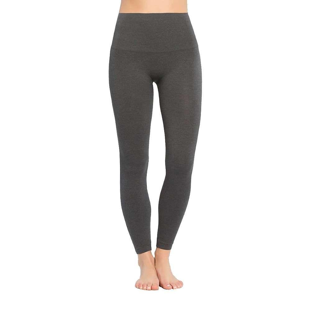 スパンクス Spanx レディース ハイキング・登山 ボトムス・パンツ【Look At Me Now Seamless Legging】Heather Charcoal