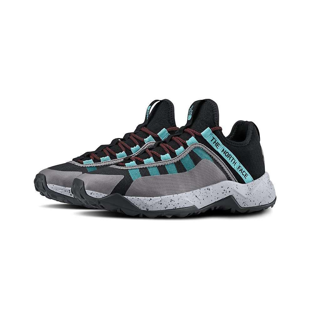 ザ ノースフェイス The North Face レディース ハイキング・登山 シューズ・靴【Trail Escape Peak Shoe】Ebony Grey/Meld Grey