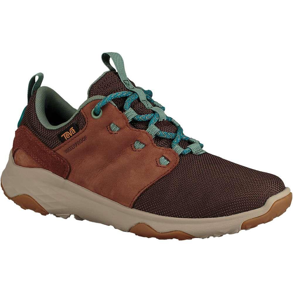 テバ Teva レディース ハイキング・登山 ブーツ シューズ・靴【Arrowood Venture Waterproof Boot】Brown