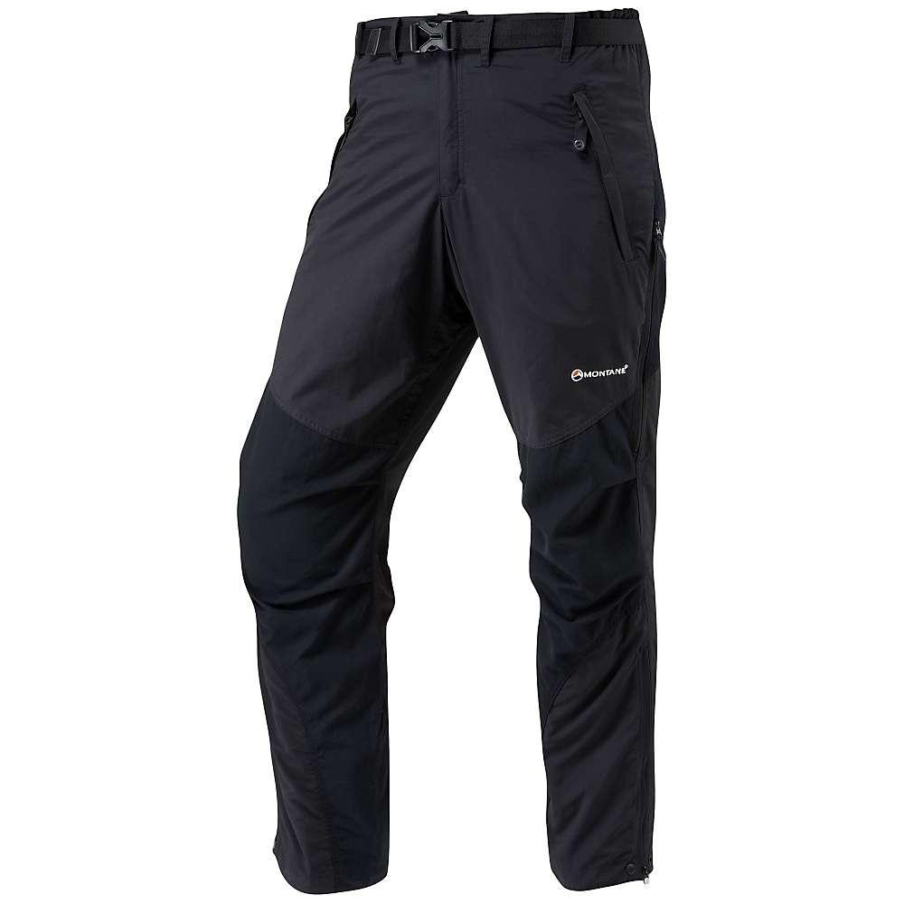 モンテイン メンズ ハイキング ウェア【Montane Terra Pant】Black