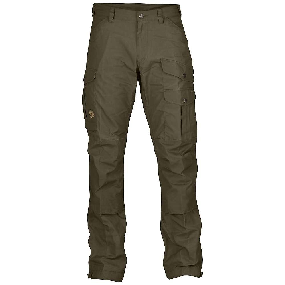 フェールラーベン メンズ ハイキング ウェア【Fjallraven Vidda Pro Trousers】Dark Olive / Dark Olive 633