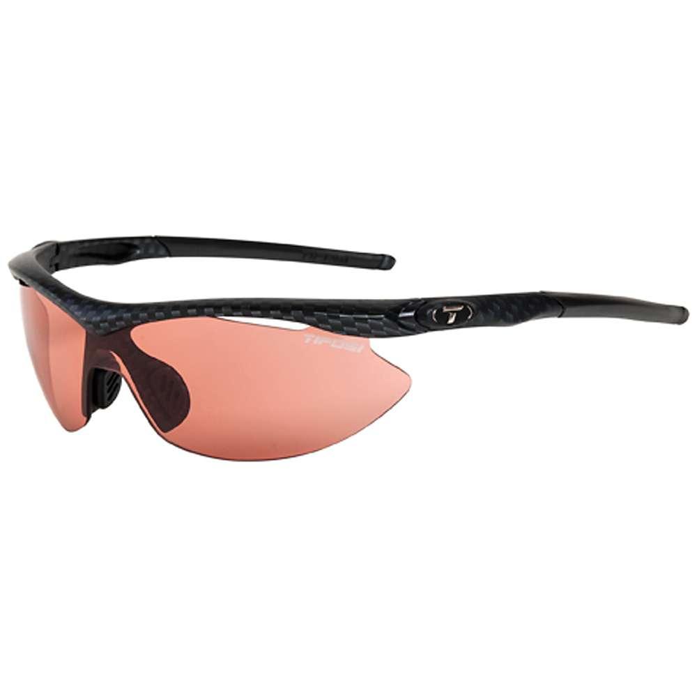 ティフォージ レディース アクセサリー メガネ・サングラス【Tifosi Slip Sunglasses】Carbon / High Speed Red Fototec