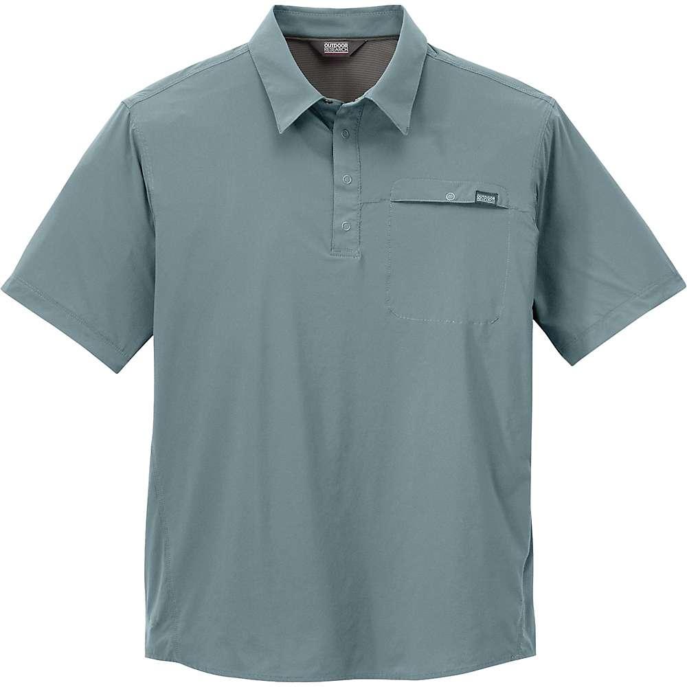 アウトドアリサーチ メンズ トップス 半袖シャツ【Outdoor Research Astroman S/S Shirt】Shade