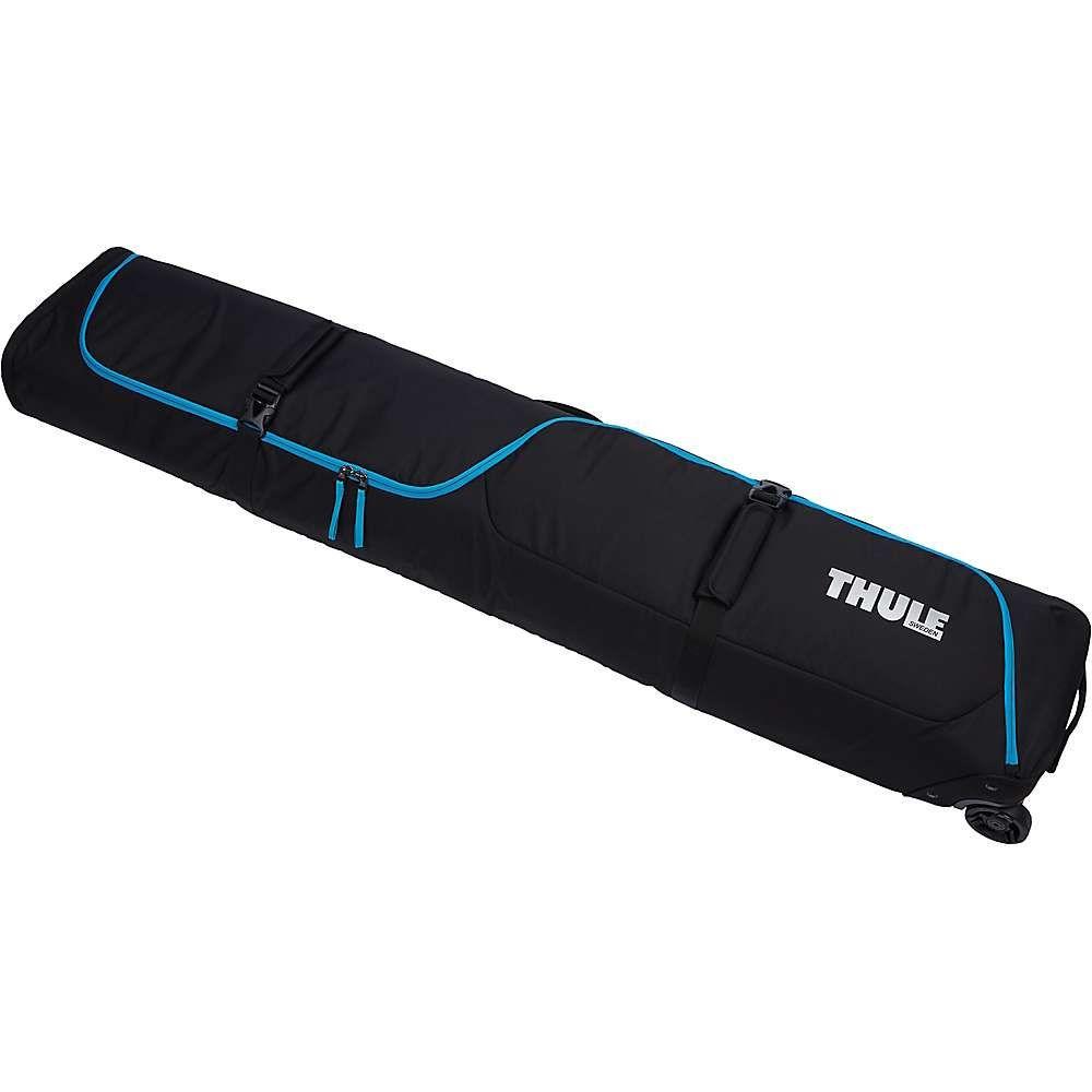スーリー Thule ユニセックス スキー・スノーボード スーツケース・キャリーバッグ【RoundTrip Ski Roller Bag】Black