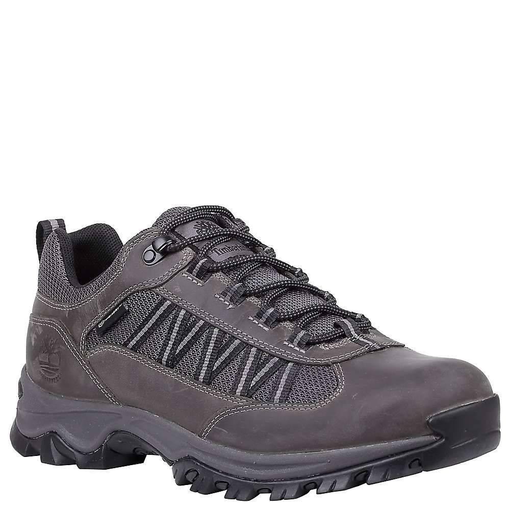 ティンバーランド Timberland メンズ ハイキング・登山 シューズ・靴【MT. Maddsen Lite Low Waterproof Shoe】Medium Grey