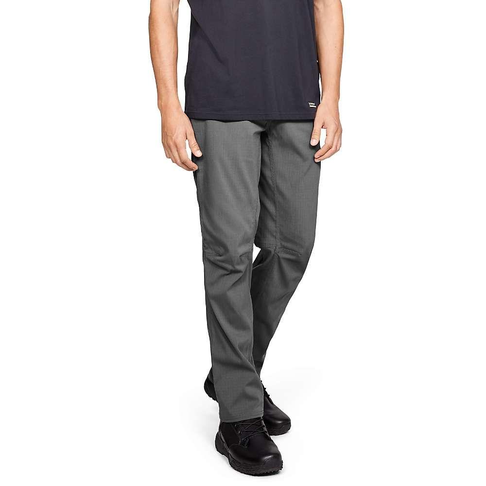 アンダーアーマー Under Armour メンズ ハイキング・登山 ボトムス・パンツ【UA Enduro Pant】Graphite/Graphite