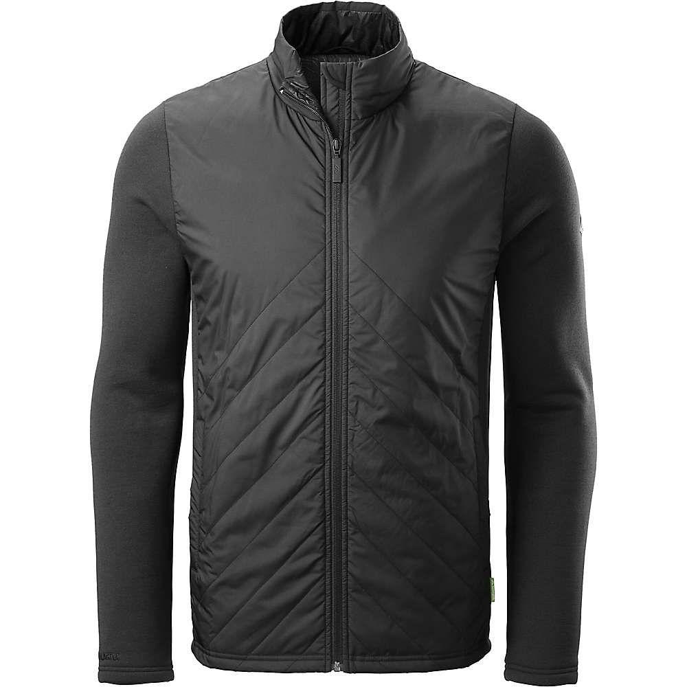 カトマンズ Kathmandu メンズ ジャケット アウター【Hybrid Jacket】Black
