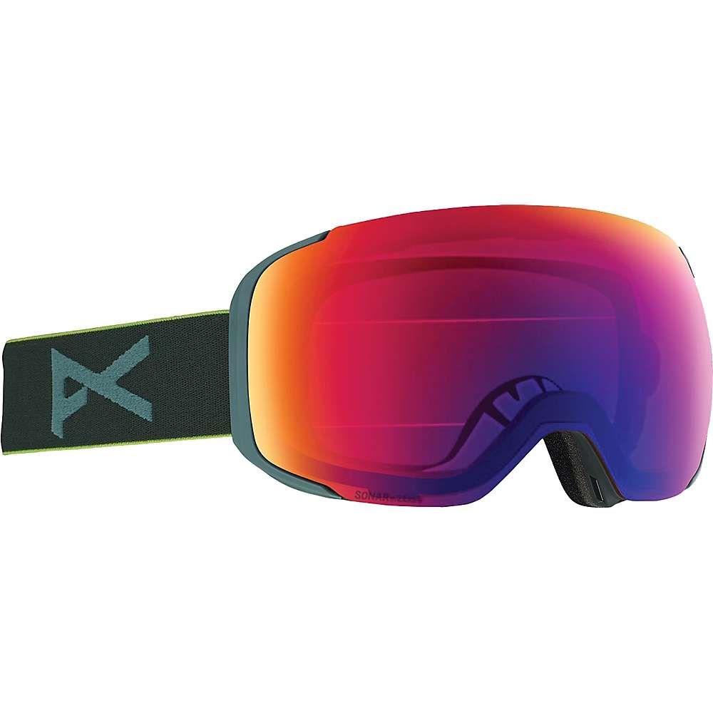 アノン Anon ユニセックス スキー・スノーボード ゴーグル【M2 Goggle】Gray Pop/Sonar Infrared Blue
