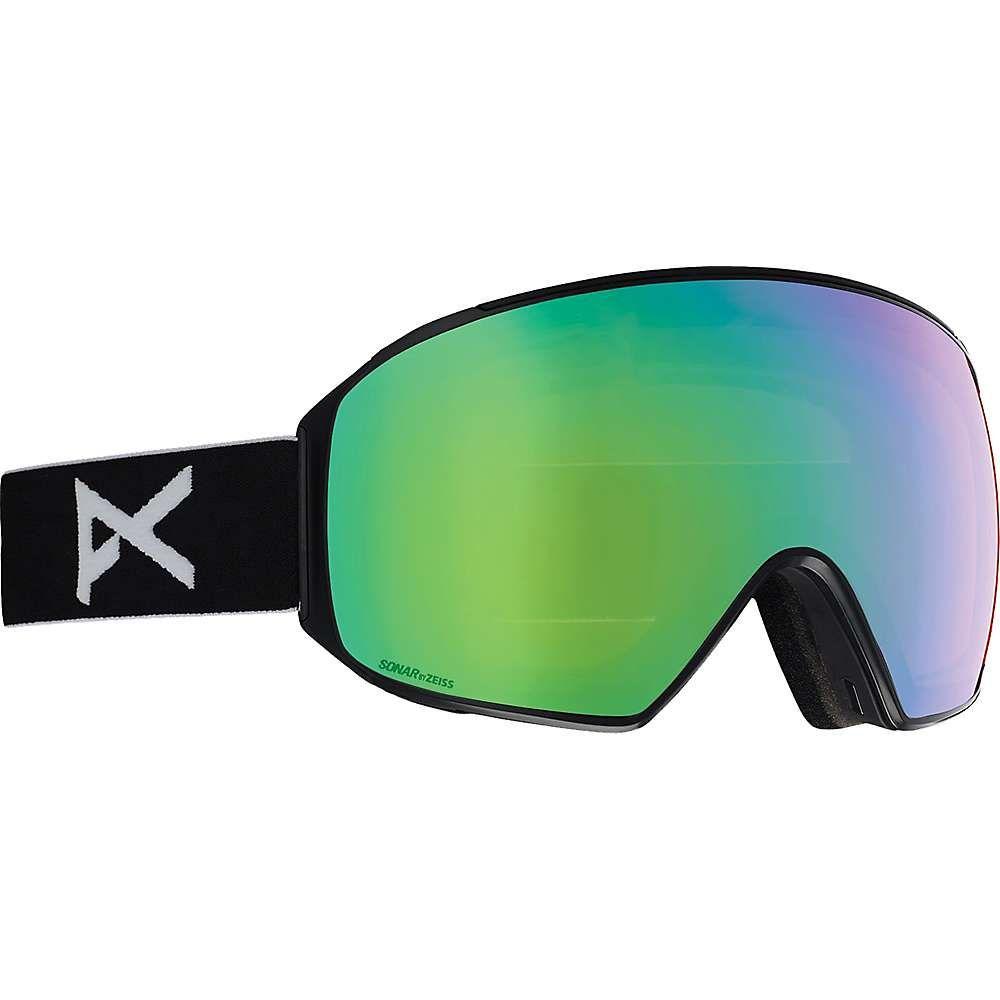 アノン Anon メンズ スキー・スノーボード ゴーグル【M4 Toric Goggle】Black/Sonar Green/Sonar Blue
