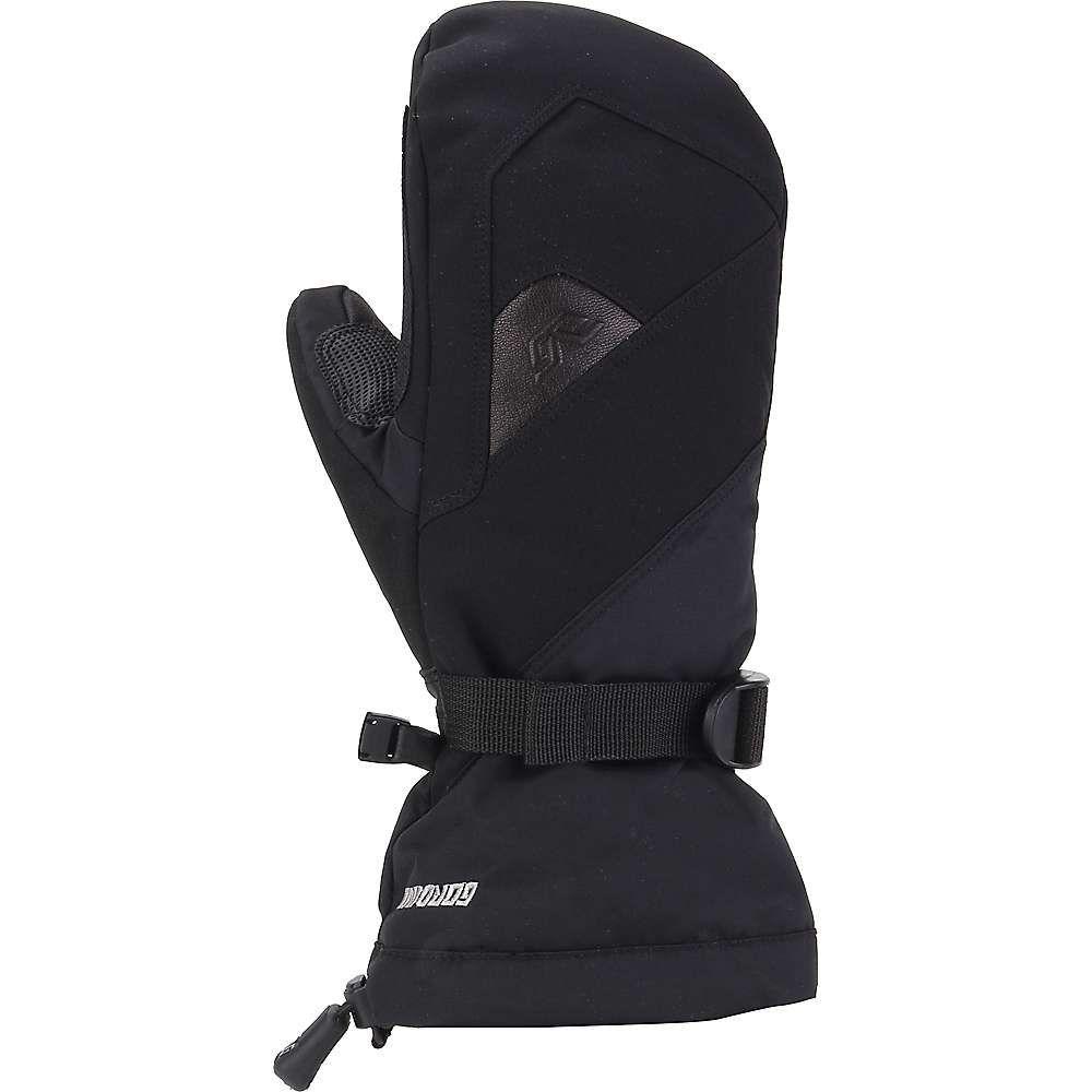 ゴルディーニ Gordini レディース スキー・スノーボード ダウン・中綿 ミトン グローブ【Aquabloc Down Gauntlet IV Mitt】Black