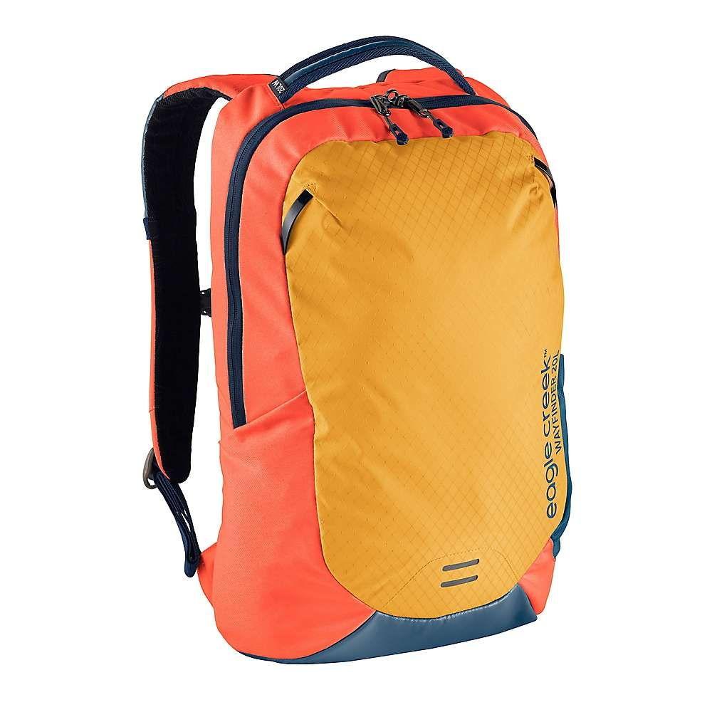 エーグルクリーク Eagle Creek レディース バックパック・リュック バッグ【Wayfinder Backpack】Sahara Yellow