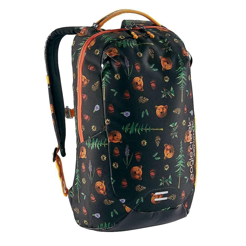 エーグルクリーク Eagle Creek レディース バックパック・リュック バッグ【Wayfinder Backpack】Golden State Print