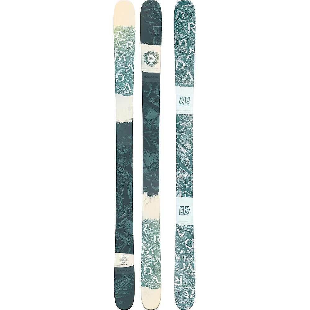 アルマダ Armada レディース スキー・スノーボード ボード・板【ARW 86 Ski】Teal Flower