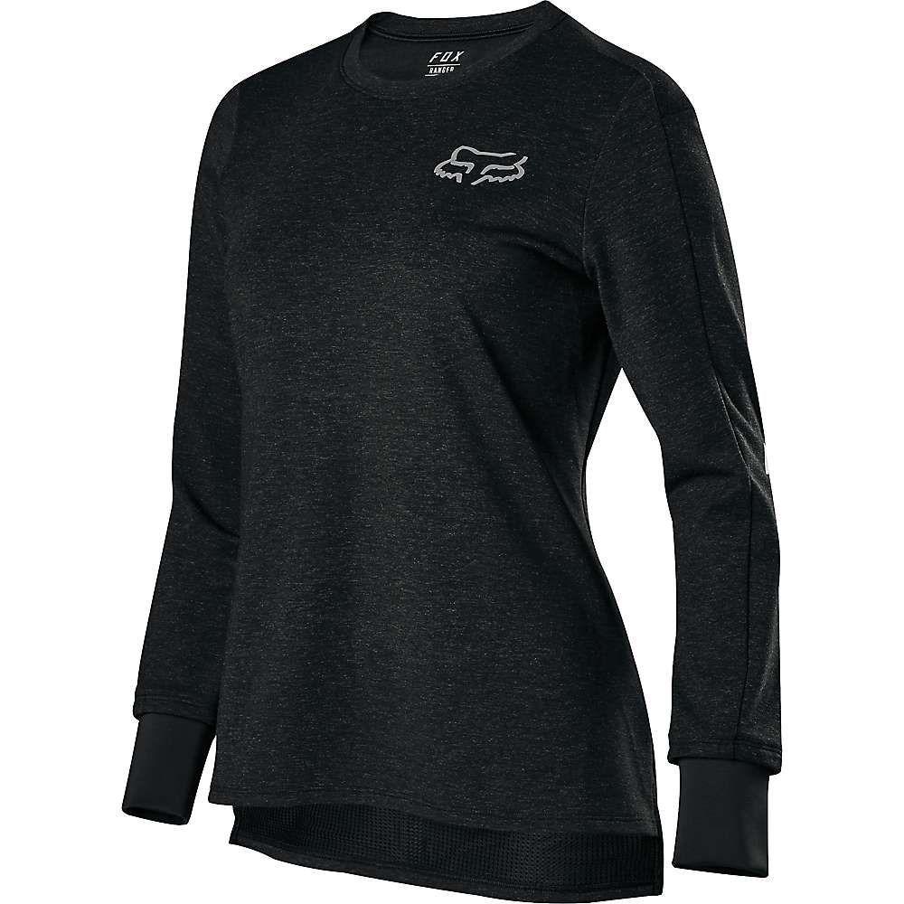 フォックス Fox レディース ハイキング・登山 トップス【Ranger Thermo LS Jersey】Black