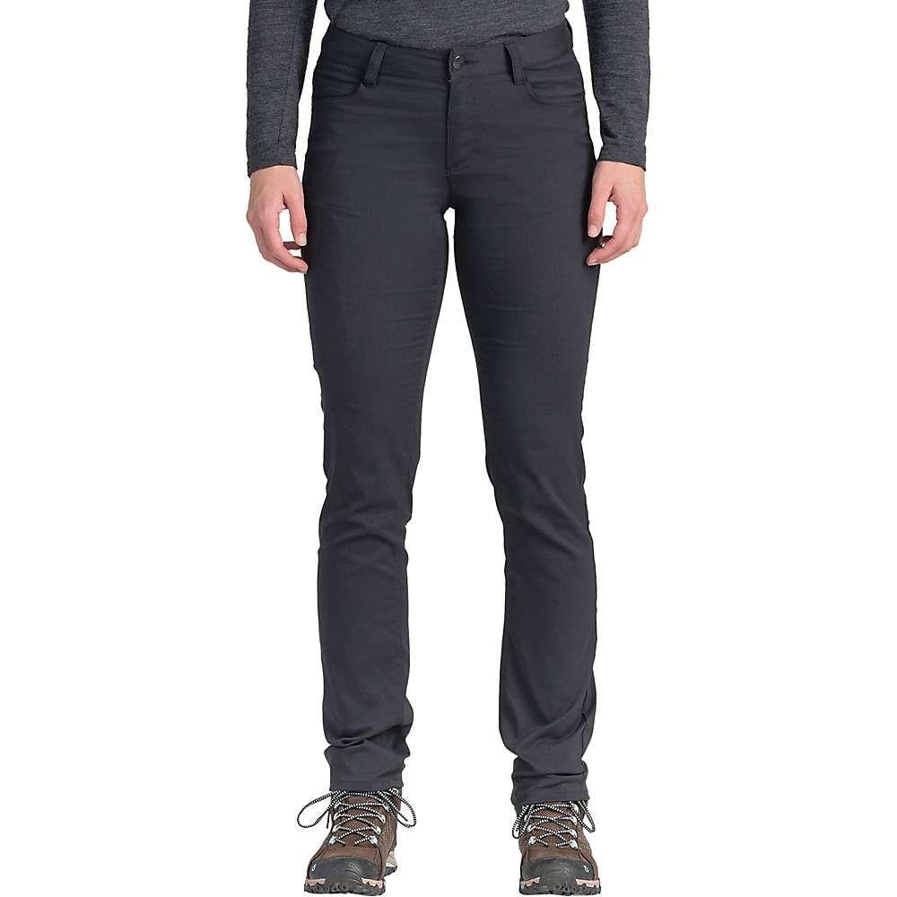 カトマンズ Kathmandu レディース ハイキング・登山 ボトムス・パンツ【Flight Pants v2】Black