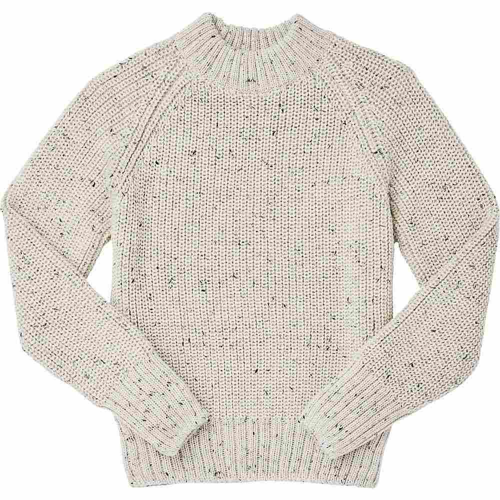 フィルソン Filson レディース ハイキング・登山 ニット・セーター トップス【Alpaca Wool Shaker Sweater】Greige