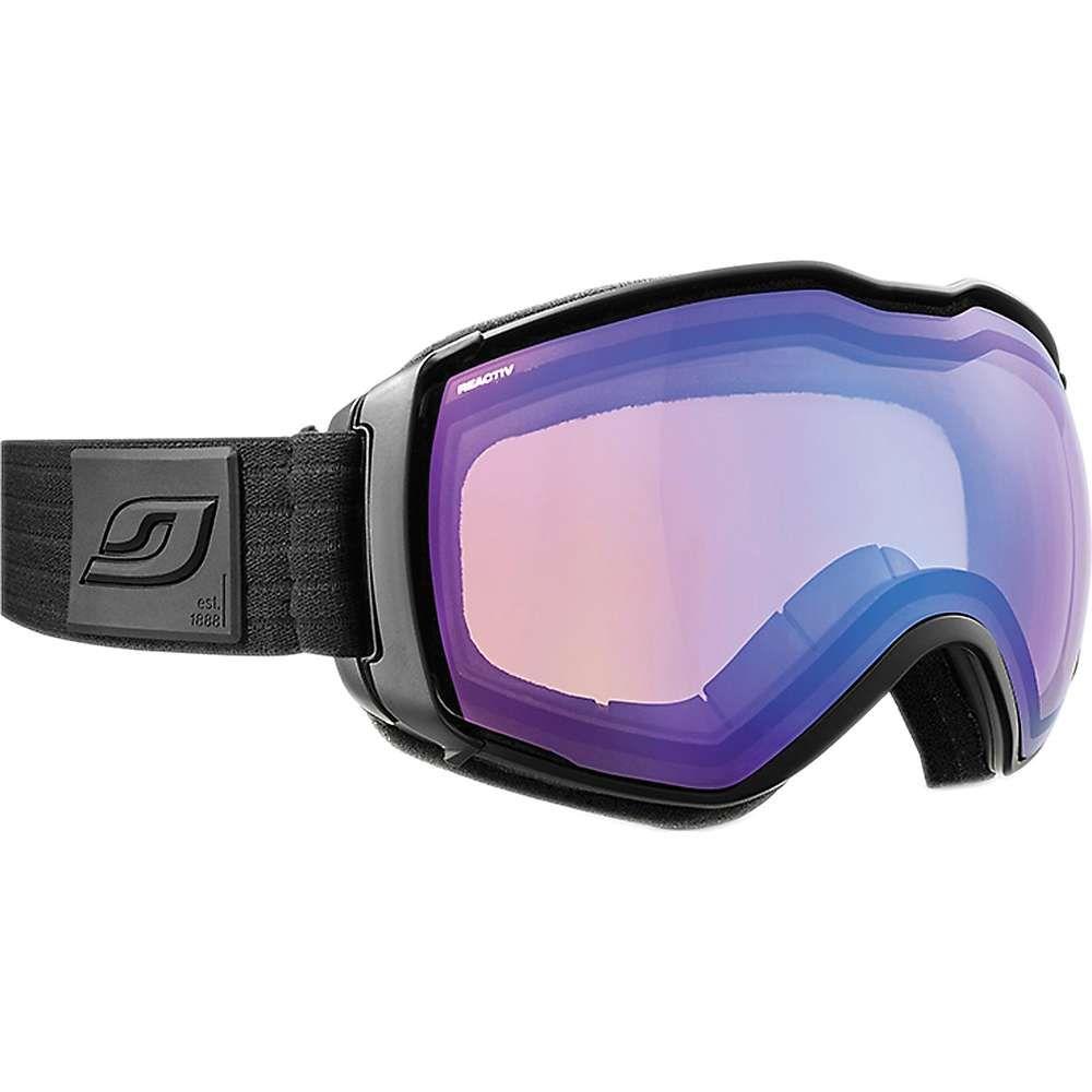 ジュルボ Julbo メンズ スキー・スノーボード ゴーグル【Aerospace Goggles】Full Black/Reactiv Performance 1-3 HC