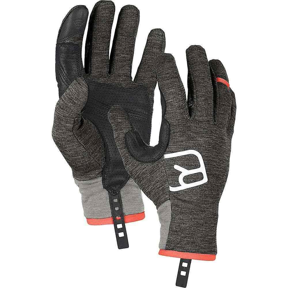 オルトボックス Ortovox メンズ スキー・スノーボード グローブ【Fleece Light Glove】Dark Grey Blend