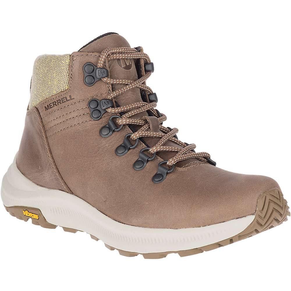 メレル Merrell レディース ハイキング・登山 シューズ・靴【Ontario Mid Shoe】Otter
