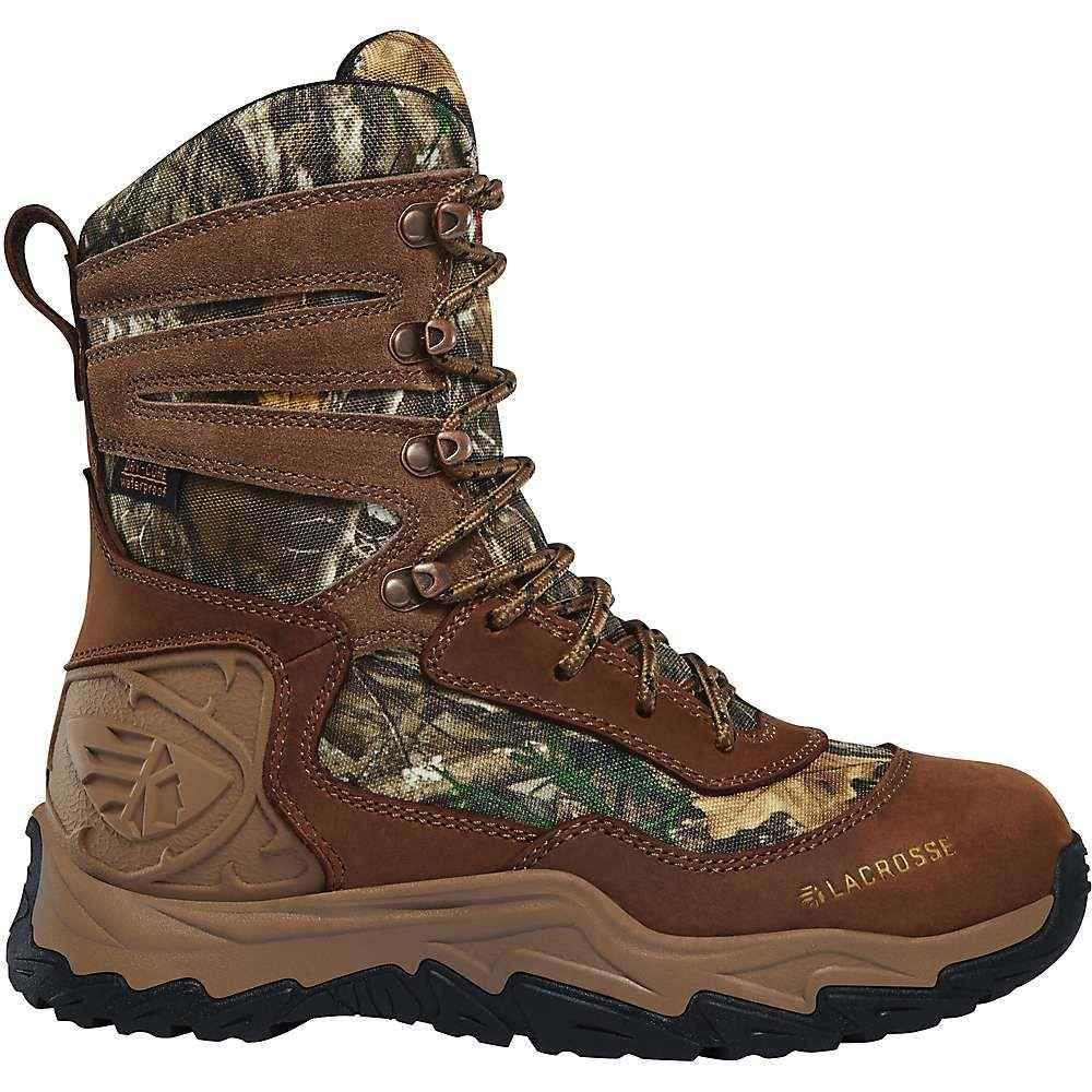 ラクロッセ Lacrosse レディース ハイキング・登山 ブーツ シューズ・靴【Windrose 8IN 600G Boot】Realtree Edge