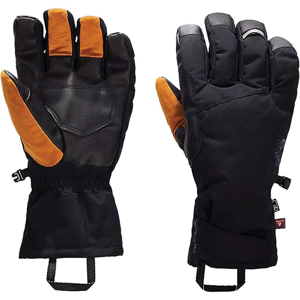 マウンテンハードウェア Mountain Hardwear メンズ クライミング グローブ【Cloud Bank GTX Glove】Black