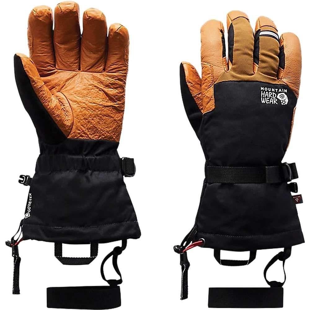 マウンテンハードウェア Mountain Hardwear ユニセックス クライミング グローブ【Exposure/2 GTX Glove】Black