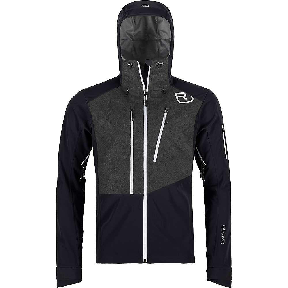 オルトボックス Ortovox メンズ スキー・スノーボード ジャケット アウター【Pordoi Jacket】Black Raven