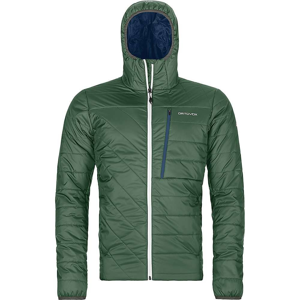 オルトボックス Ortovox メンズ スキー・スノーボード ジャケット アウター【Swisswool Piz Bianco Jacket】Green Forest