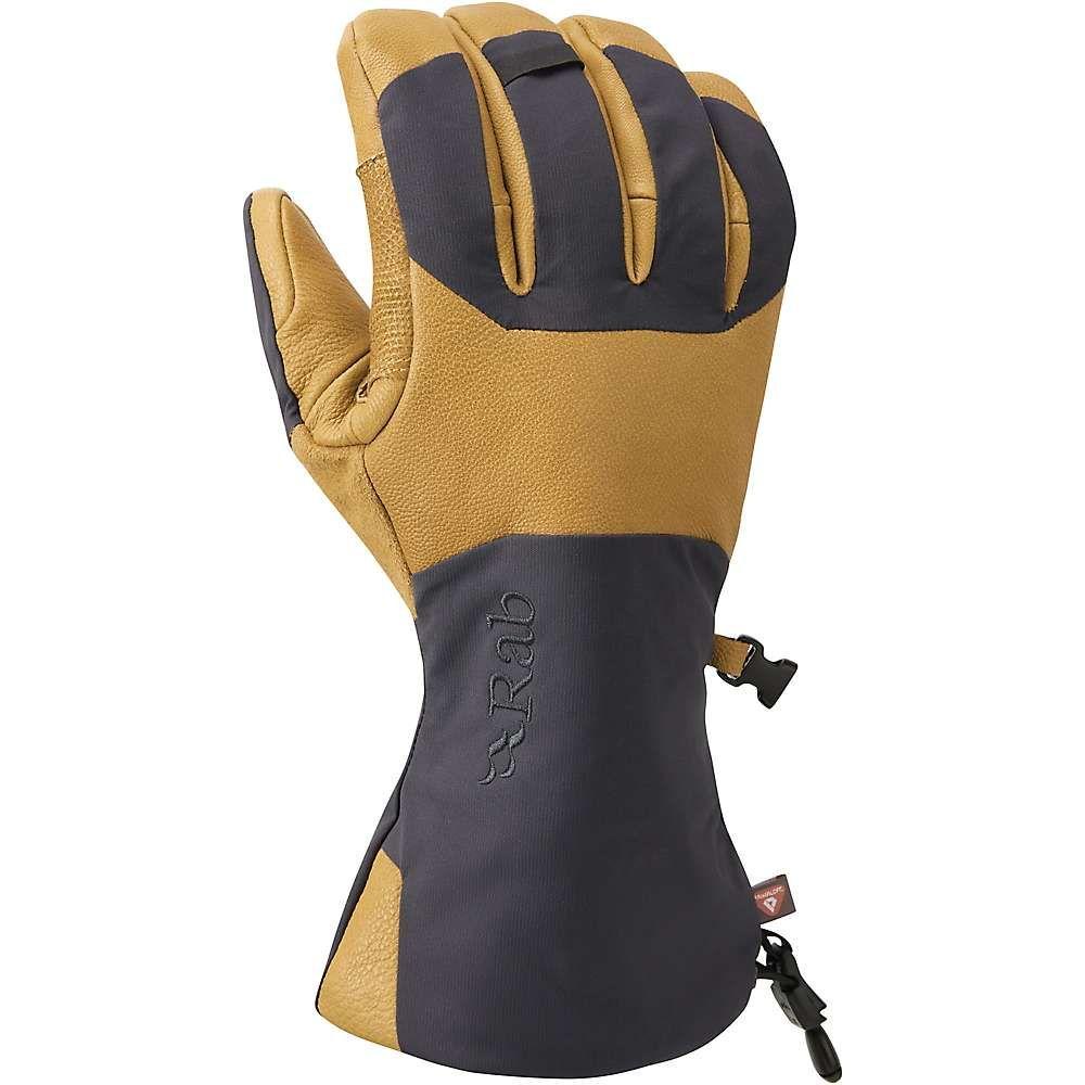 ラブ Rab ユニセックス スキー・スノーボード グローブ【Guide 2 GTX Glove】Steel