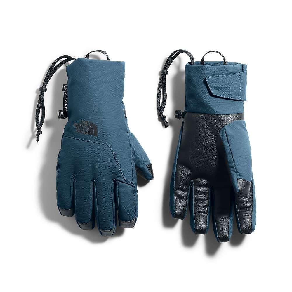 ザ ノースフェイス The North Face メンズ スキー・スノーボード グローブ【Guardian Etip Glove】Blue Wing Teal
