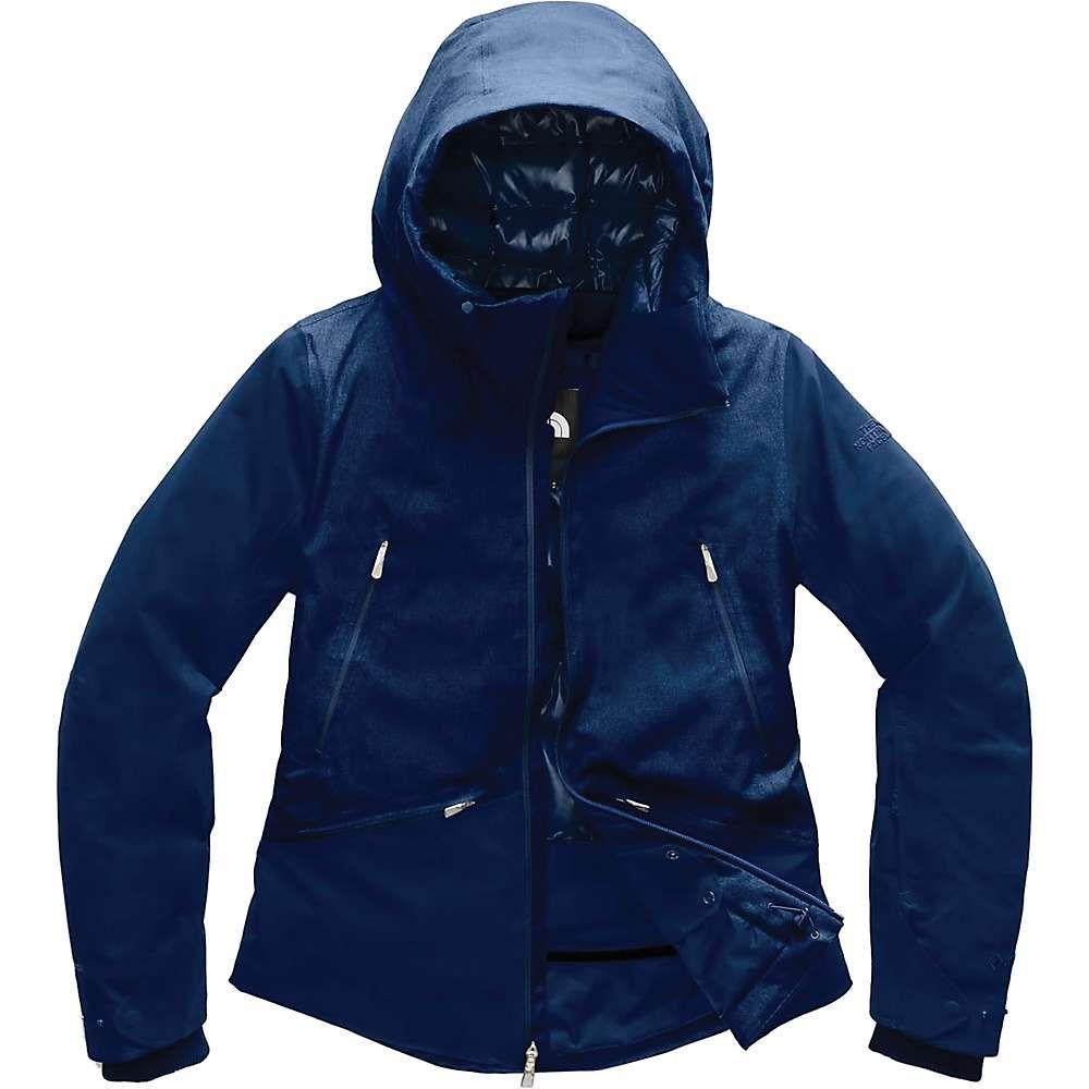 ザ ノースフェイス The North Face レディース スキー・スノーボード ダウン・中綿 ジャケット アウター【Diameter Down Hybrid Jacket】Flag Blue