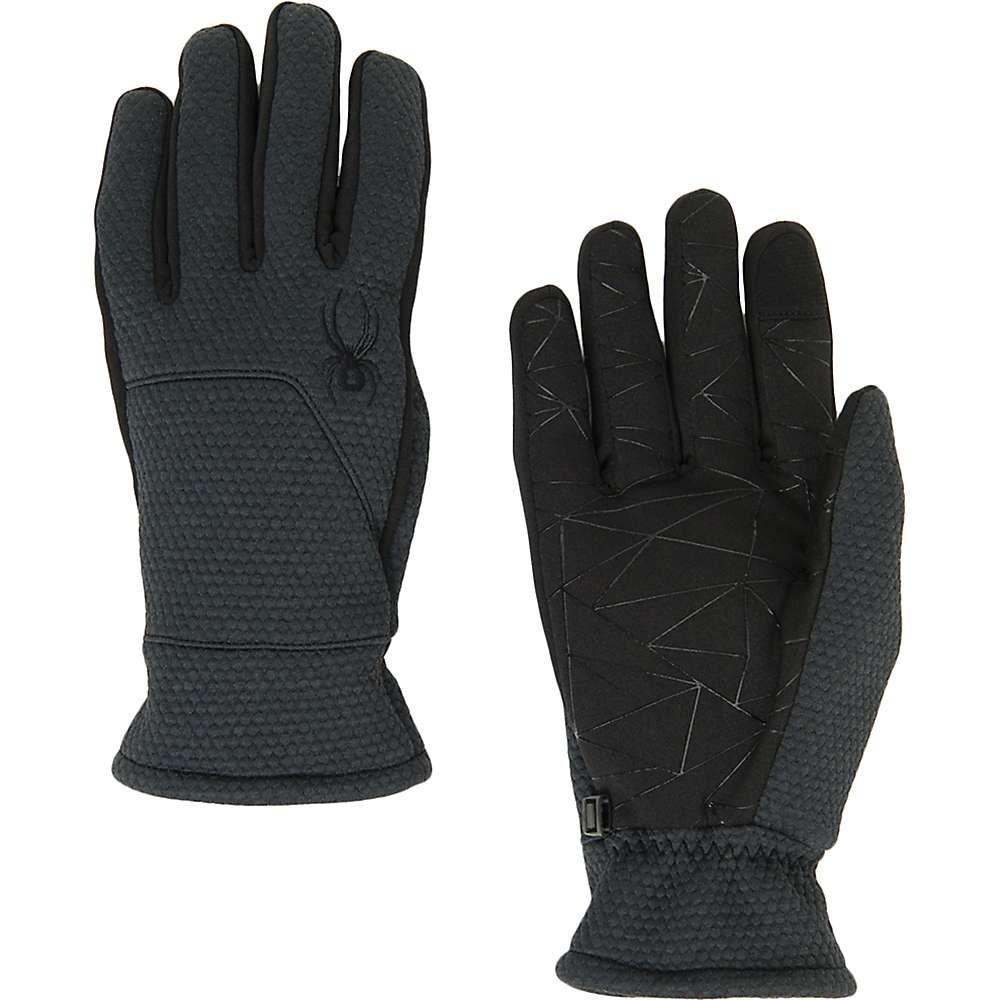 スパイダー Spyder メンズ スキー・スノーボード グローブ【Encore Glove】Black