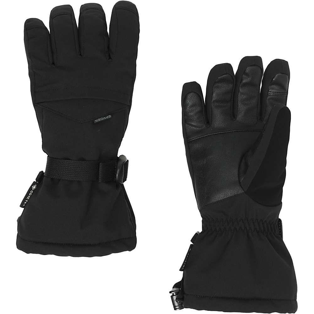スパイダー Spyder レディース スキー・スノーボード グローブ【Synthesis GTX Ski Glove】Black
