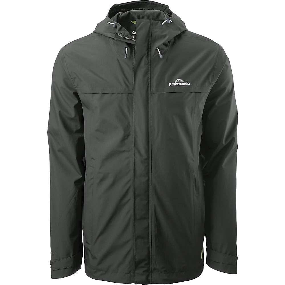 カトマンズ Kathmandu メンズ ジャケット アウター【Bealey GORE-TEX Jacket】Granite