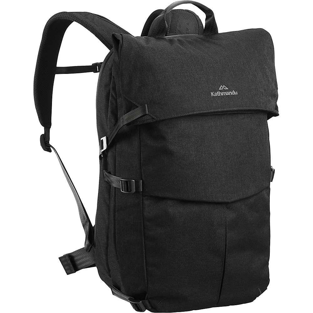 カトマンズ Kathmandu ユニセックス バックパック・リュック バッグ【Federate Pack】Black