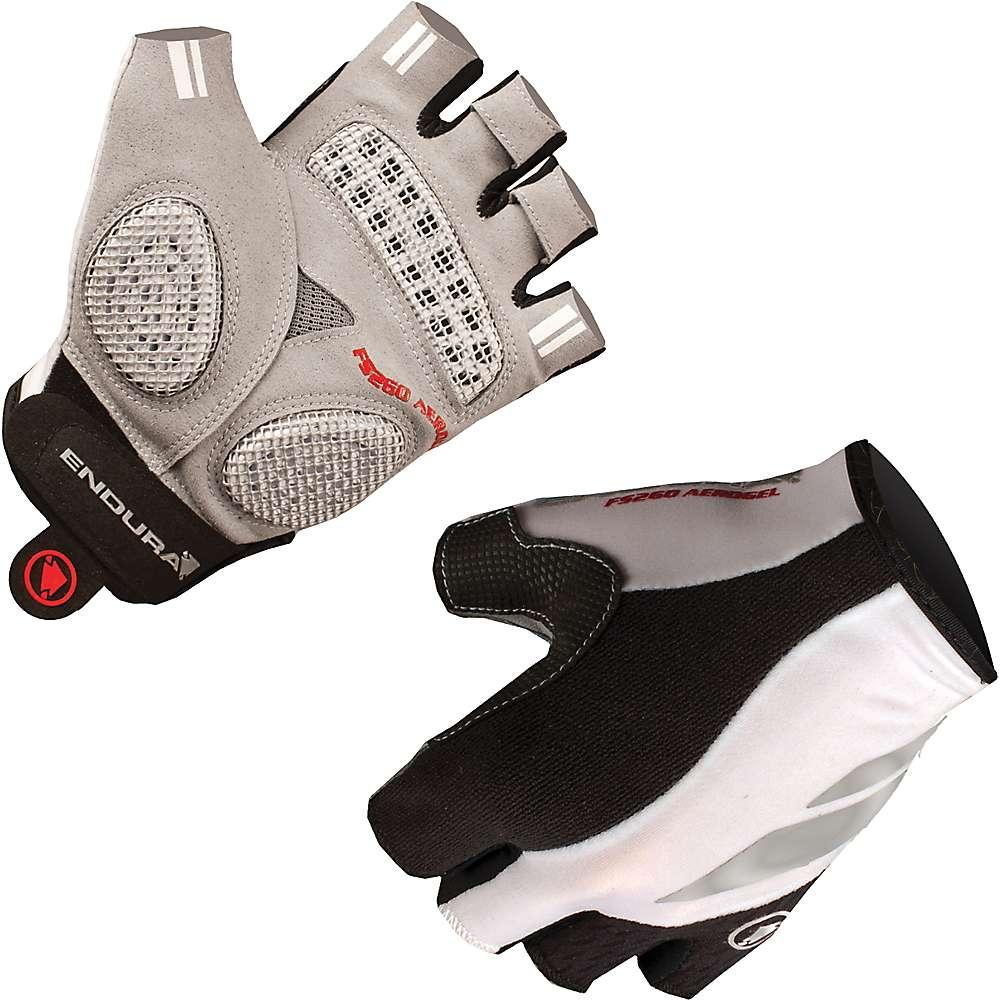 エンデュラ レディース アクセサリー 手袋【Endura FS260 Pro Aero Gel Mitt】White