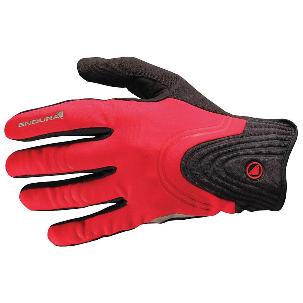 エンデュラ メンズ アクセサリー 手袋【Endura Windchill Glove】Red